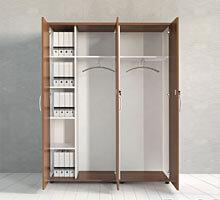 Büro Garderoben