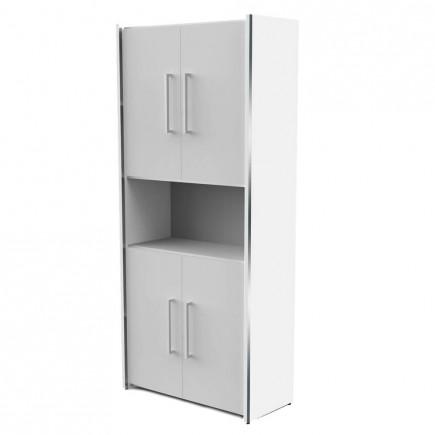 Büro Möbelschrank mit Türen 5 OH Aveto Schnelllieferprogramm
