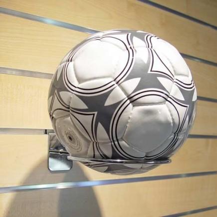Ballhalter für Lamellenwand