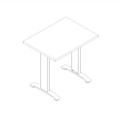 Schreibtisch Ergo, 800x600