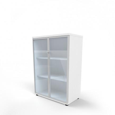 Sideboard mit Glastüren, 3OH