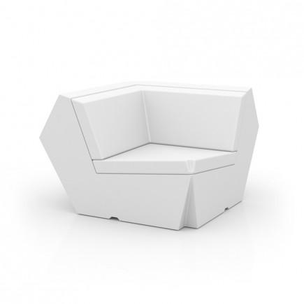 Loungesofa Modul ecke FAZ Esquina, gepolstert
