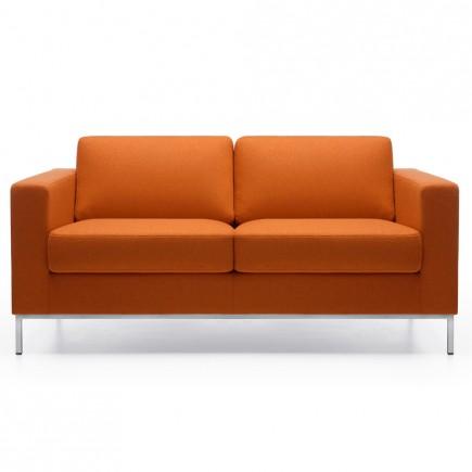 Design 2-er Polstersofa myTurn 20H, 4-Fuß