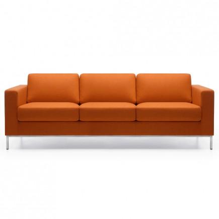 Design 3-er Polstersofa myTurn 30H, 4-Fuß