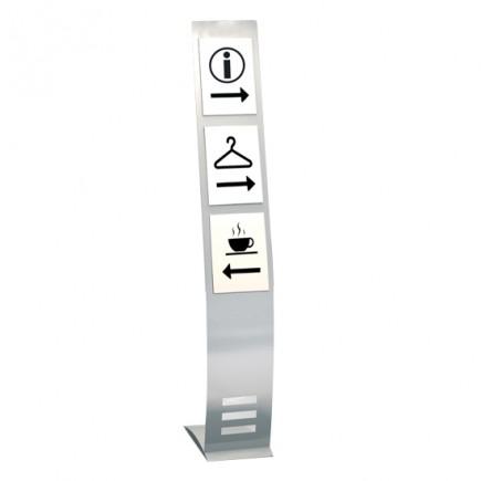 Info-Ständer tec-art