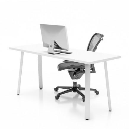 Schreibtisch Ogy-A, gerade