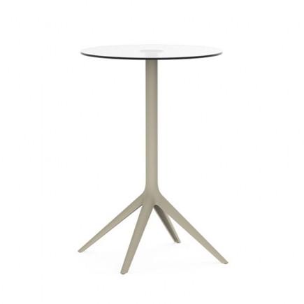 Tisch MARI-SOL, 4-Fuß Ø800
