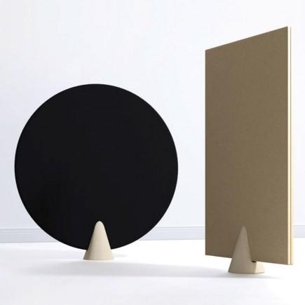 Schallabsorber Mute Design Cone, rund o. eckig