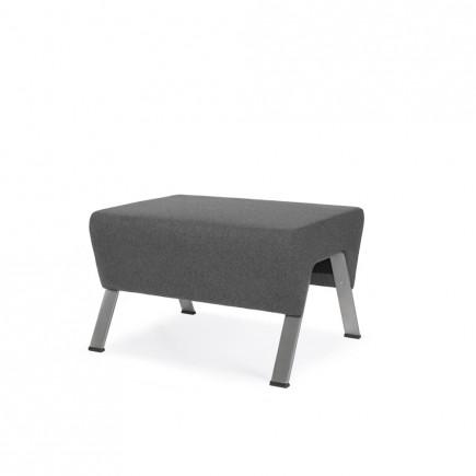 Design 1-er Sitzbank UpDown, ohne Rückenlehne