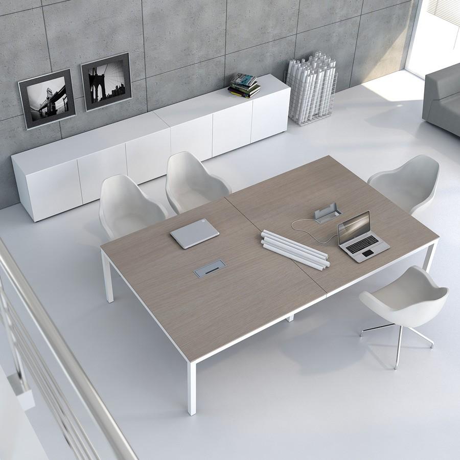Konferenztisch impakt b3600 for Konferenztisch design