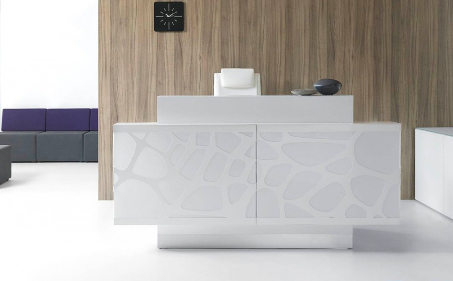 empfangstheke biometric. Black Bedroom Furniture Sets. Home Design Ideas