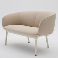 Loungesofa Grace 2-Sitzer