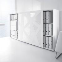 Sideboard ZERO mit Design Front, 3OH