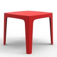 wetterfester Tisch SOLID Mesa, stapelbar