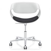 Züco Little Perillo Bürostuhl mit Sitzpolster, höhenverstellbar