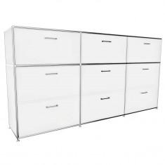 Büromöbel Sideboard 3 OH BOSSE modul space