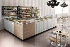 Bistro Cafe Einrichtung Provence