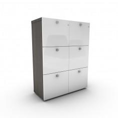 Hängeregister-Schubladenschrank Malta 3OH, H1280