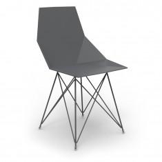 Cafe-Stuhl FAZ, 4-Fuß