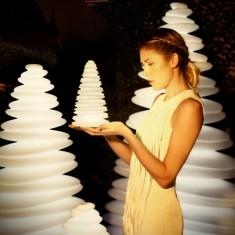 Weihnachtsbaum Designlampe CHISMY
