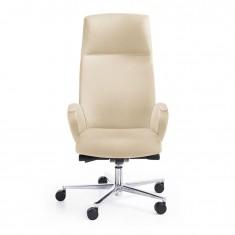 Chefsessel Format mit Synchronmechanik and Sitztiefeneinstellung, hoch