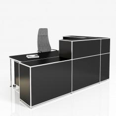 Design Empfangstheke von Bosse Modul Space