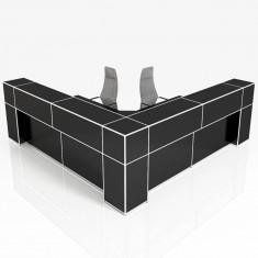 Designer-Empfangstheke BOSSE Modul Space