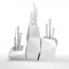 Vondom Rabattaktion Design Pflanzkästen FAZ Maceteros, 3er Set