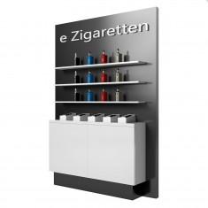 Produktregal für E-Zigaretten 1750mm