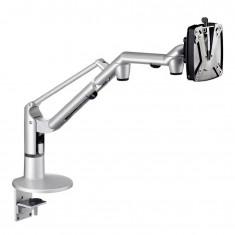 Novus Gasdruck Monitorarm LiftTec III, mit Tischbefestigung
