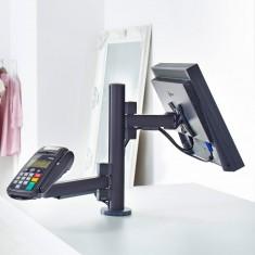 Novus RetailSystem Connect Set, Drucker-Scanner Terminal und Bildschirm