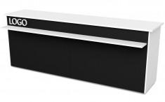 moderne Verkaufstheke 2640mm