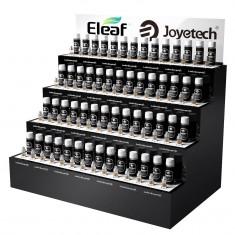 Liquid Test Station für 56 E-Zigaretten Verdampfer, 4-Stufig