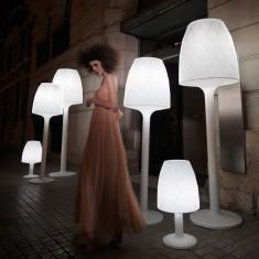 Design Stehlampe VASES