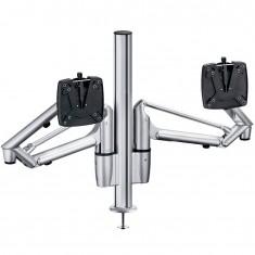 Monitor-Halterung NOVUS Comfort Duo mit Gasdruckfederung