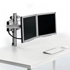 Monitorhalterung NOVUS TSS Duo, für zwei Monitore