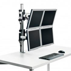 Monitorhalterung NOVUS TSS Quattro, für vier Monitore