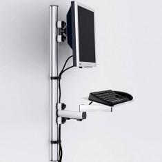 Monitor-Wandhalterung NOVUS TSS Wall-Station