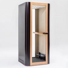 Schallschutzkabine Telefonzelle Mute Design Space-S