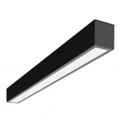 schmale LED-Deckenleuchte TILE-N 80