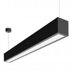 schmale LED-Pendelleuchte TILE-N 80 PEND