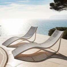 Designer Sonnenliege IBIZA stapelbar