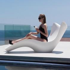 Loungeliege SURF von Vondom