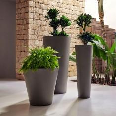 XL Blumen-Vase CONO Alto, konisch