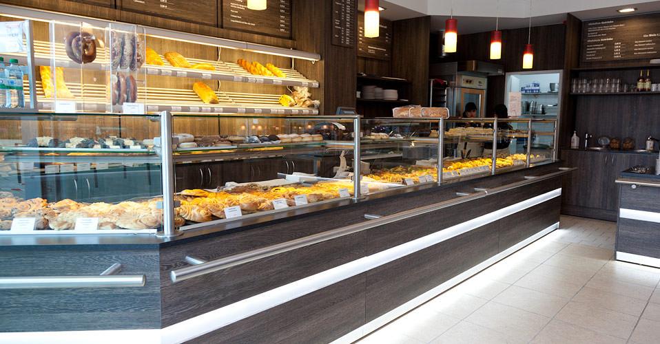 Bäckereieinrichtung New York