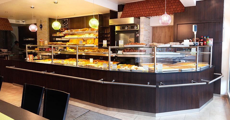Bäckereieinrichtung Ladenbau