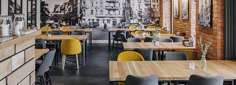 Cafestühle und Bistrostühle günstig