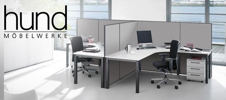 Büromöbel und Objektmöbel von Hund-Möbelwerke aus Deutschland