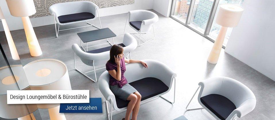 Sitzmöbel und Bürostühle
