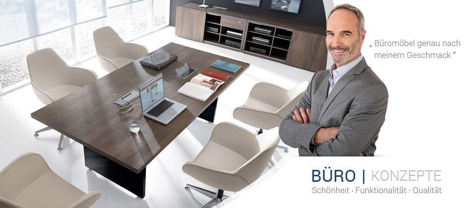 Bürokonzepte